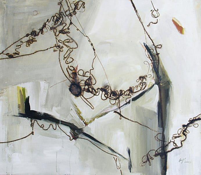 Jiří Suchý painting