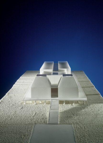 Jiří Suchý architecture