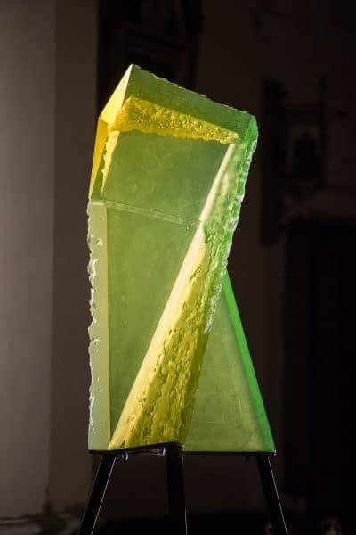 Jiří Suchý glass object